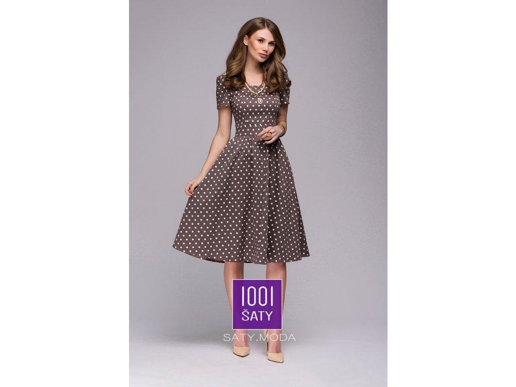 c22d5fb9819 šaty Morgan s puntíky - 1001ŠATY - SATY.MODA