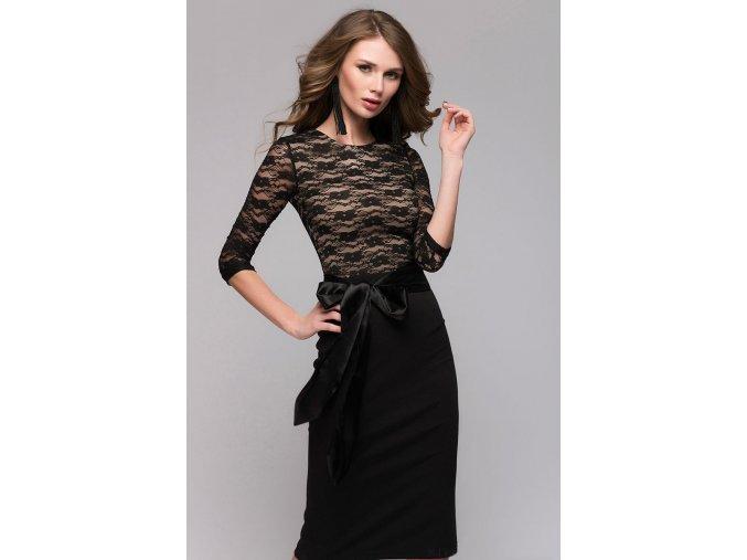 šaty Barbara  pouzdrové šaty
