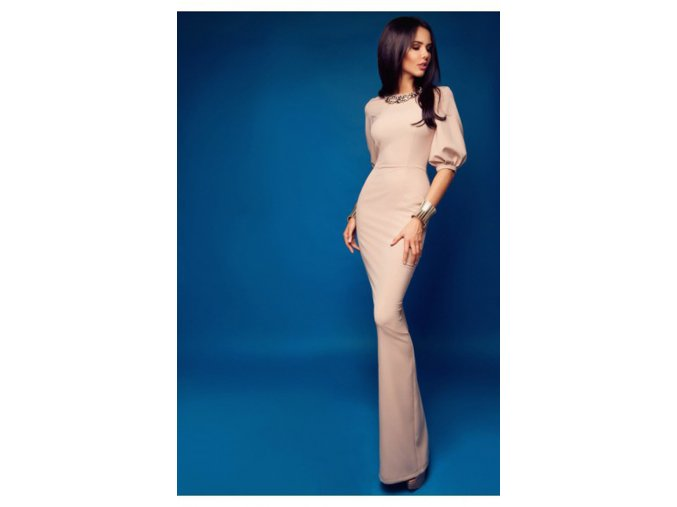 šaty Aurora Gray