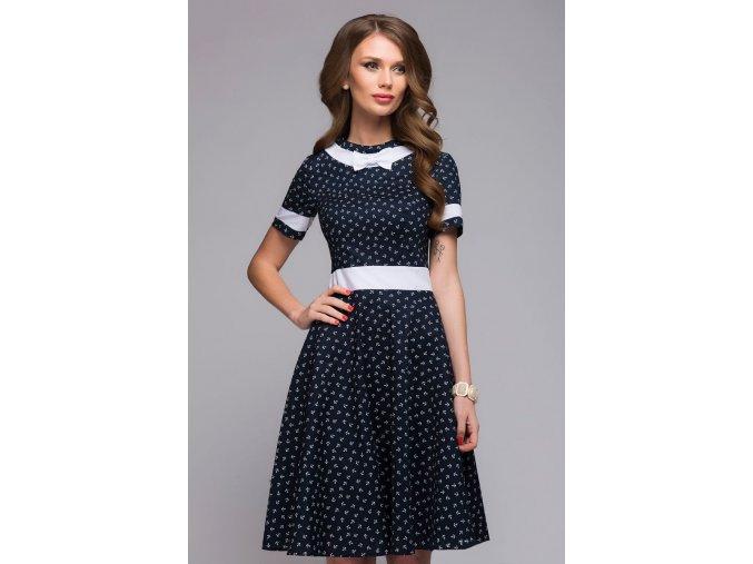 šaty Maxim Blue