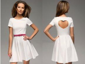 šaty Rikky White
