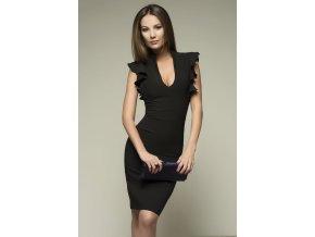 Společenské šaty Tessa Black