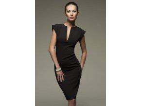 šaty Terry Black