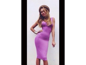 šaty Lia Pink