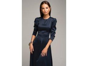 plesové šaty Veronica Blue