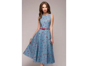 šaty Irena Cherry