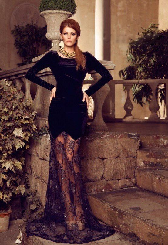 1001šaty plesové šaty Hilda velikost: S