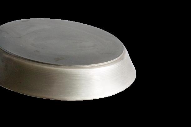 Péče o ocelové pánve