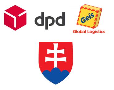 Doprava DPD na Slovensko