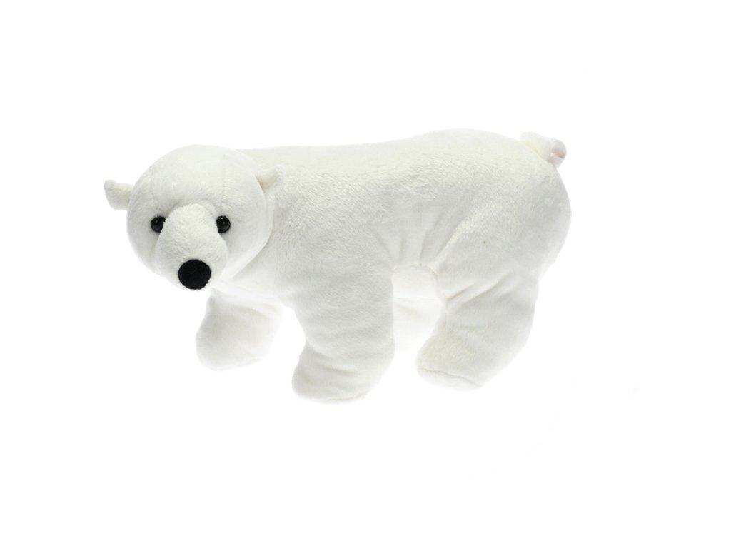 Lední medvěd plyšový 29cm 0m+
