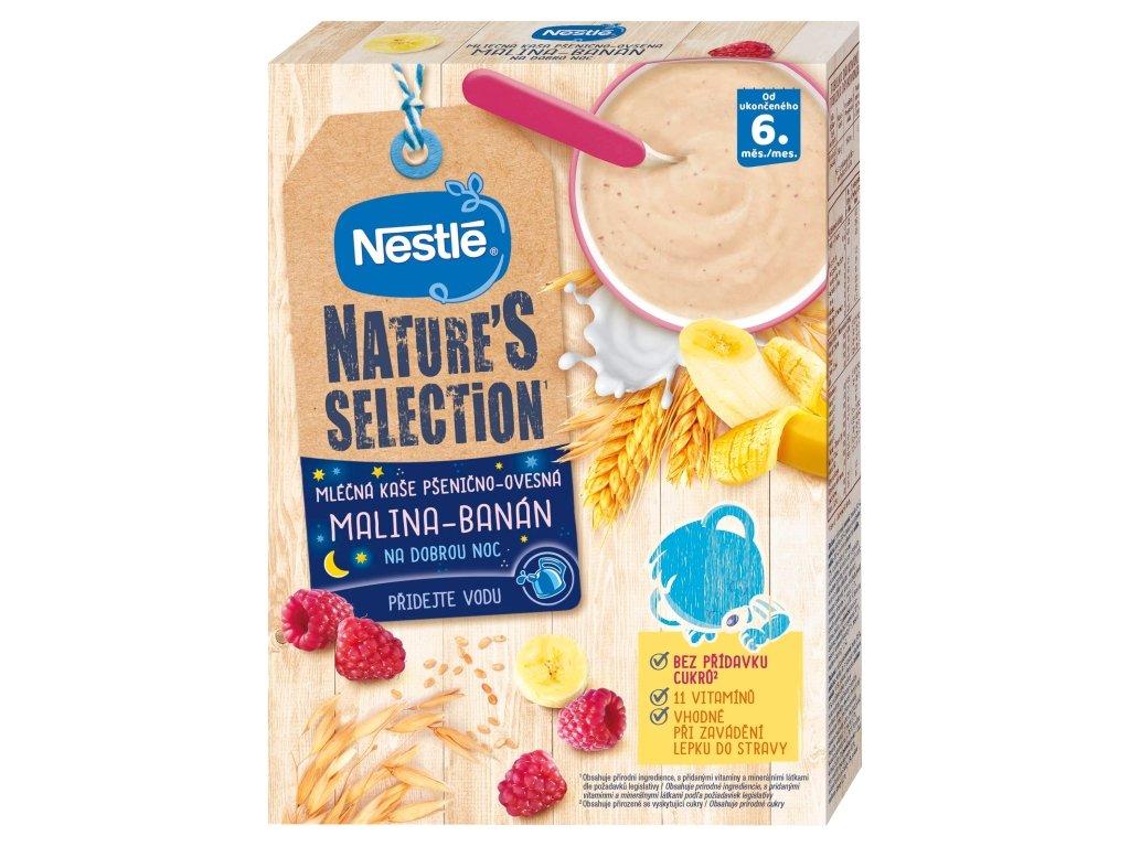 nestle nature s selection mlecna obilna kase malina banan 250g 7613287117878 7613287117878 T911
