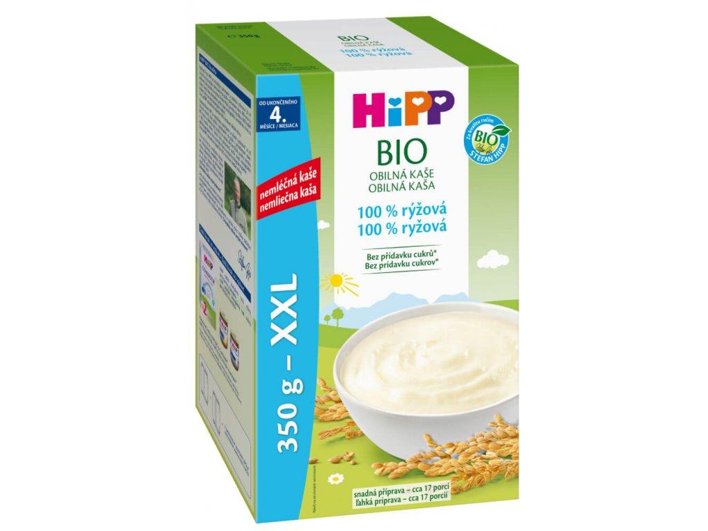 CZ2919 HiPP BIO Obilná kaše rýžová 350 g 9062300130468