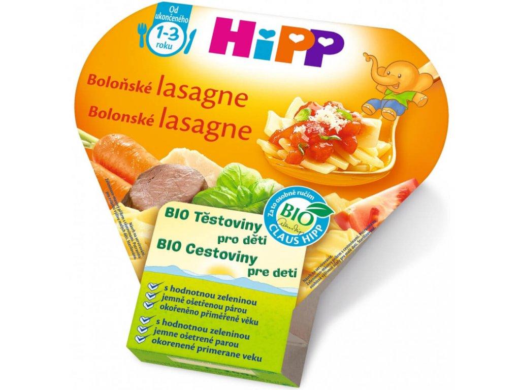 hipp bio bolonske lasagne 250 g 4062300294189