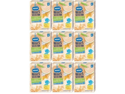 nestle nature s selection mlecna kase psenicno ovesna 9x 250 g 7613038059976
