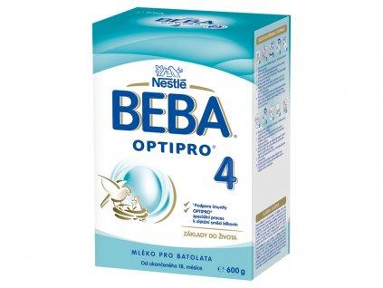 beba optipro 4 instantni mlecna vyziva pro male deti 600 g krabice 2x 300 g 7613034133540 7613034133540 T8