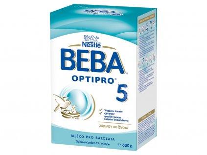 beba optipro 5 instantni mlecna vyziva pro male deti 600 g krabice 2x300 g 7613035223929 7613035223929 T8