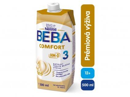 beba comfort 3 hm o batoleci tekuta mlecna vyziva od ukonceneho 12 mesice 500ml tetra pack 7613039915486 7613039915486 T16