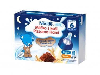 nestle mlicko s kasi s prichuti kakao 2 x 200ml 7613039219096 T776