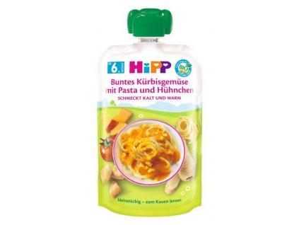 hipp bio zelenina dyne testoviny kureci maso 130g 4062300318076