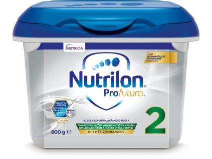nutrilon 2 profutura pokracovaci kojenecke mleko 800 g 4008976529811 4