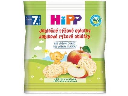 hipp bio jablecne ryzove oplatky 30g 9062300130642