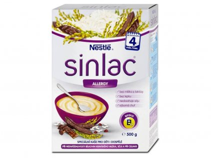 nestle sinlac allergy specialni kase pro deti i dospele 500 g 7613035479685 7613035479685 T776