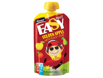 hamanek easyfruit golden apple broskev hruska 110 g 8595139788452