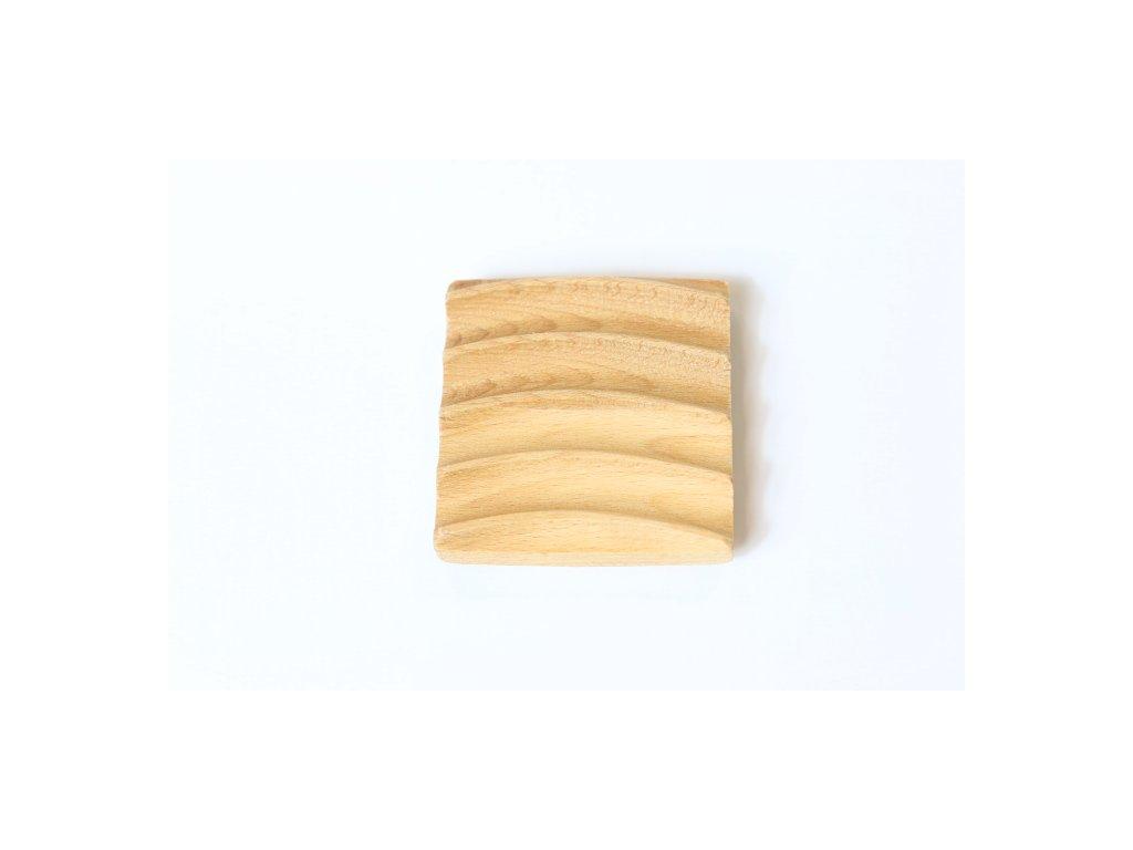 Drevená šampónička - Oblúk