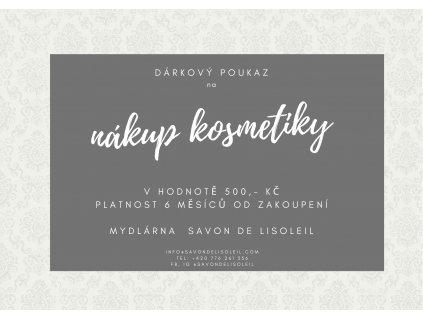 darkovypoukazsavondelisoleil500