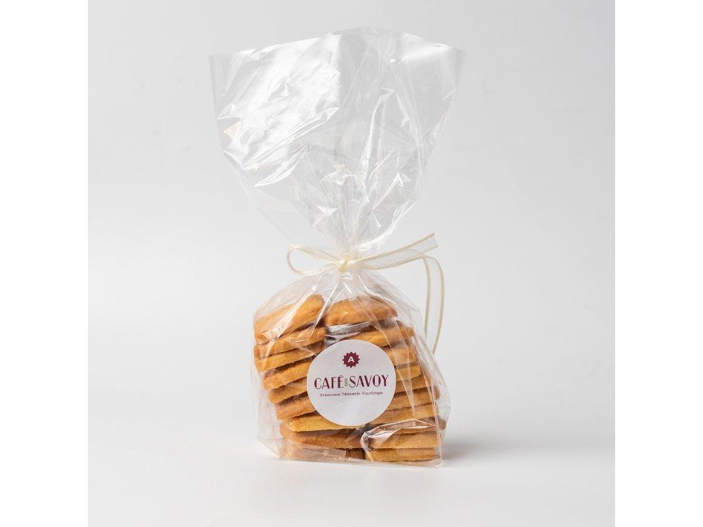 Máslové sušenky - Café Savoy