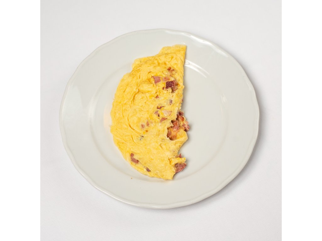 Omeleta - café Savoy