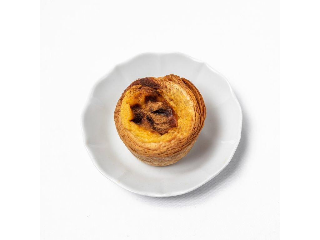 Pastel de nata - Café Savoy