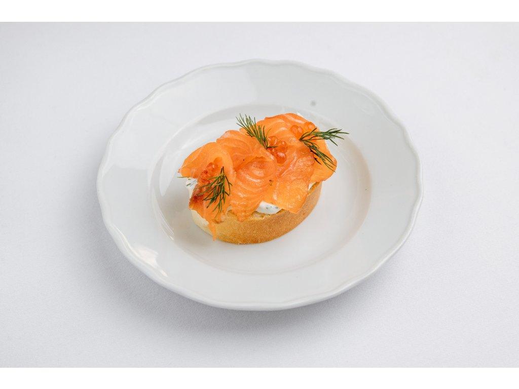 Žitný chlebíček - Café Savoy