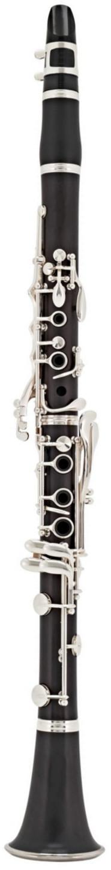 Bb klarinety