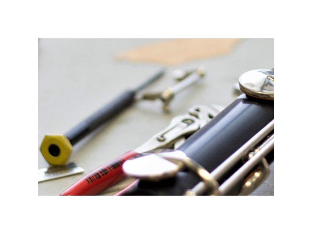 Seřízení mechaniky klarinetu