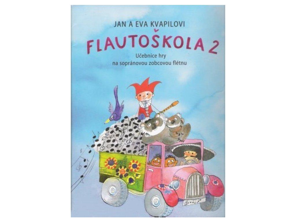 Kvapil / Kvapilová - Flautoškola 2