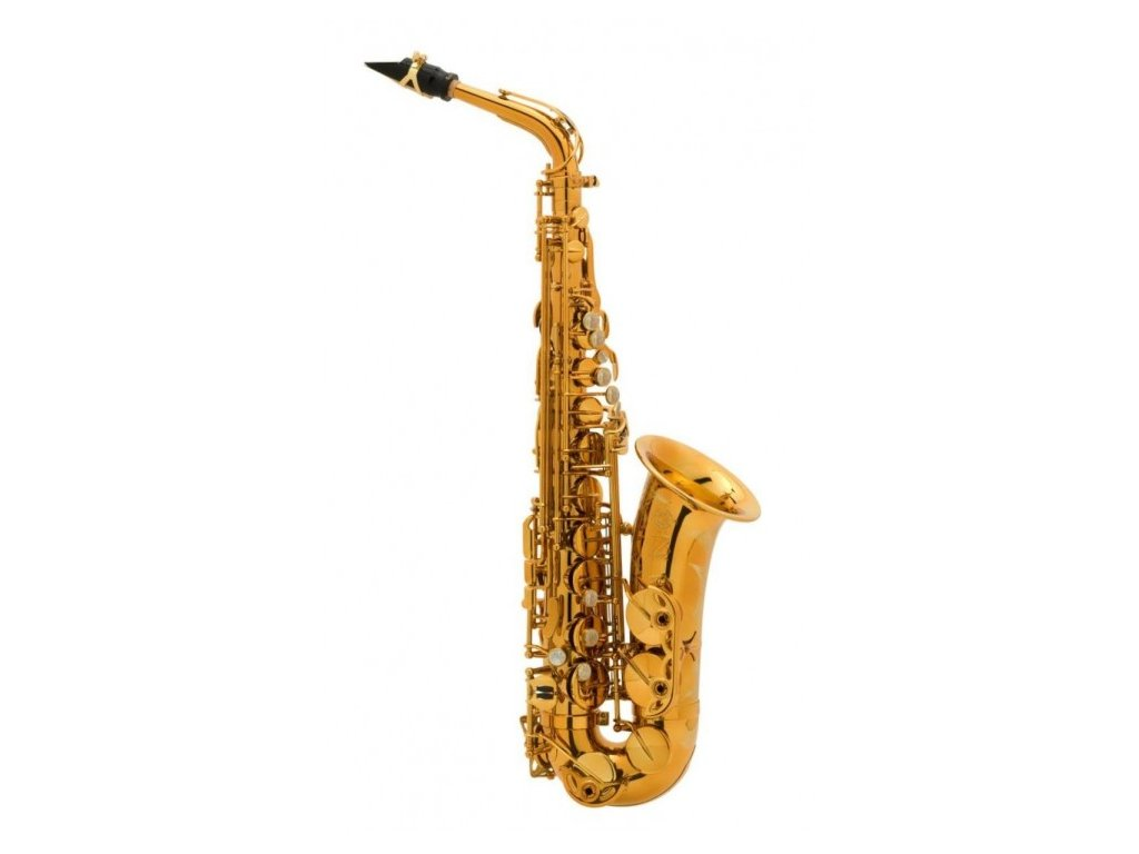 Alt saxofon Selmer Reference Dark Gold Lacquer