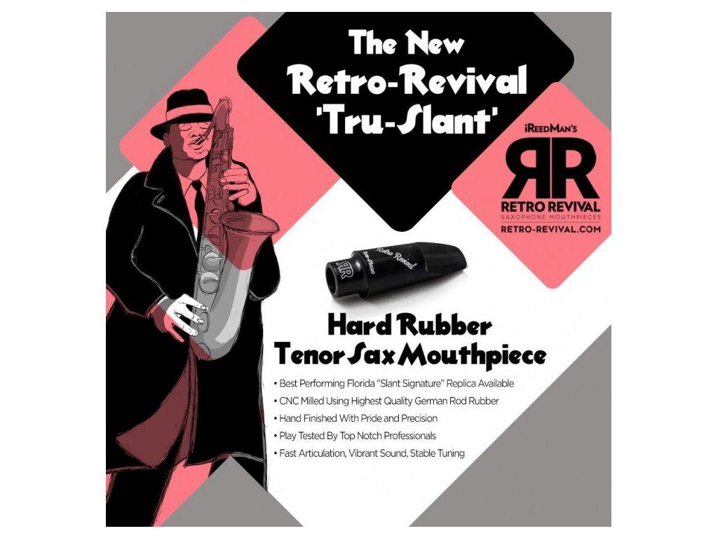 Retro Revival Tru-Slant tenor sax