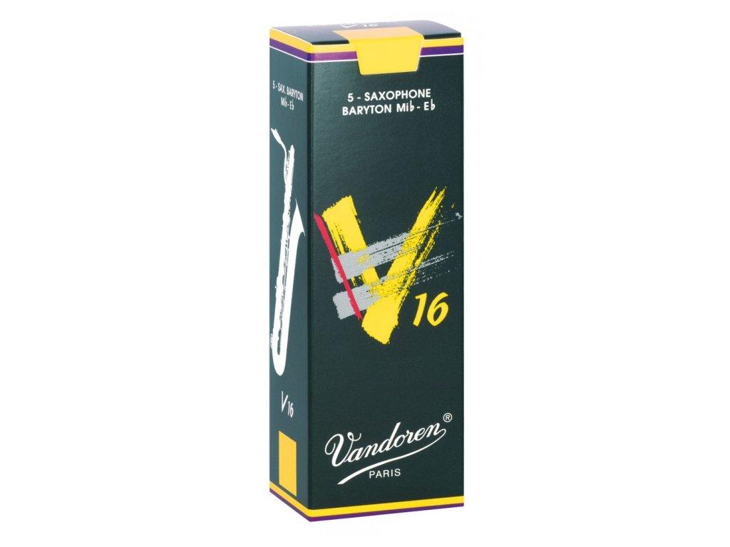 Vandoren V16 2 plátky na baryton saxofon (krabička)