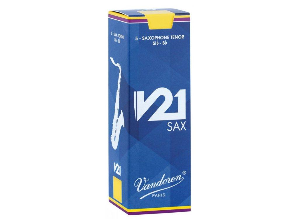 Vandoren V21 2.5 (krabička) plátky na tenor saxofon