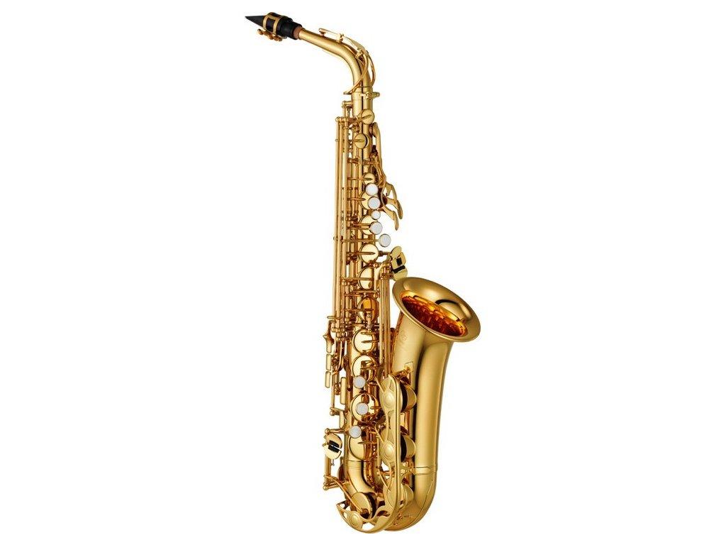 Yamaha YAS 280 alt saxofon pro začátečníky  + ZDARMA 3 servisní prohlídky nástroje (v hodnotě 4500 Kč)