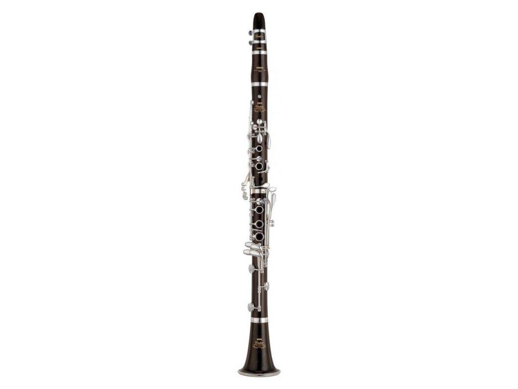 Bb klarinet Yamaha YCL CSV R  + ZDARMA 3 servisní prohlídky nástroje (v hodnotě 4500 Kč)
