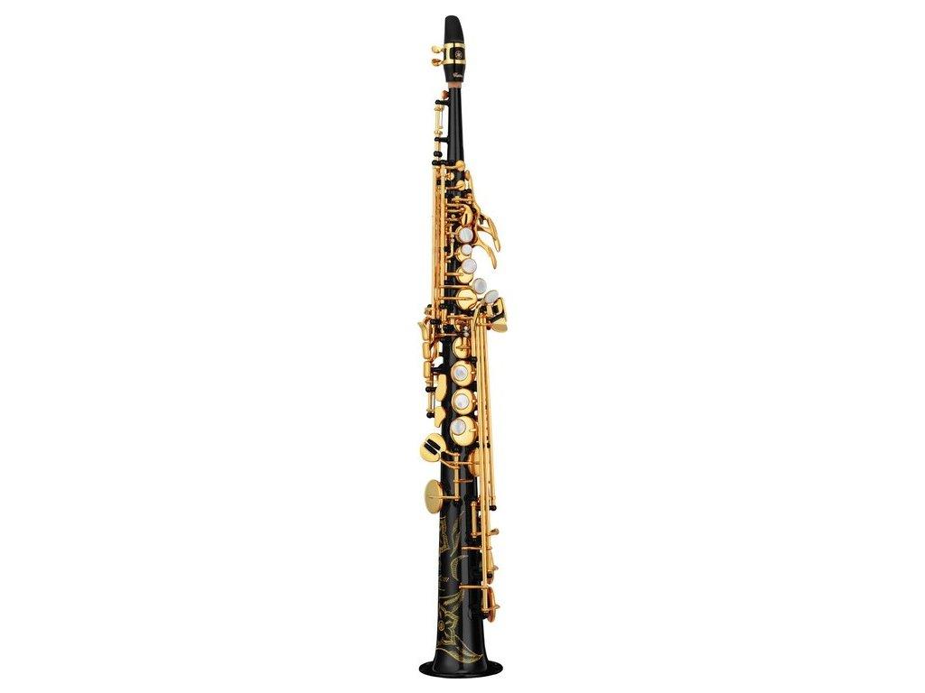 Yamaha YSS 82 ZB soprán saxofon  + ZDARMA 3 servisní prohlídky nástroje (v hodnotě 4500 Kč)