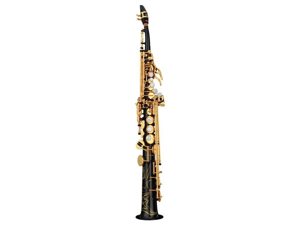 Yamaha YSS 82 ZRB soprán saxofon  + ZDARMA 3 servisní prohlídky nástroje (v hodnotě 4500 Kč)