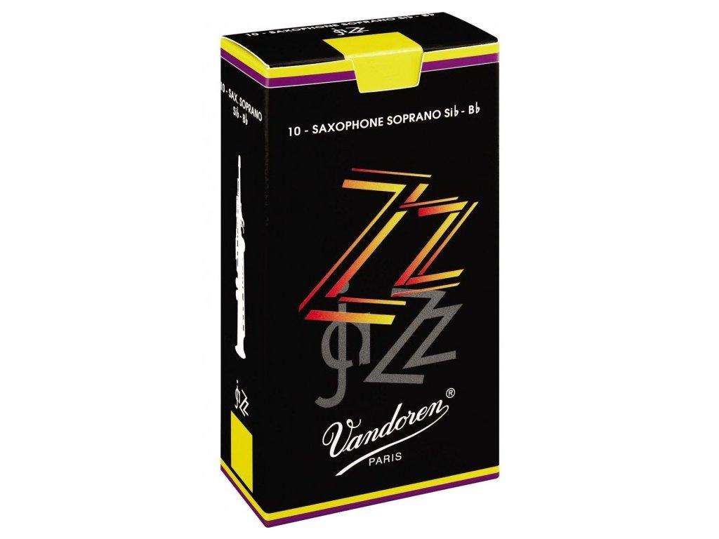 Vandoren ZZ 2 plátek na soprán saxofon
