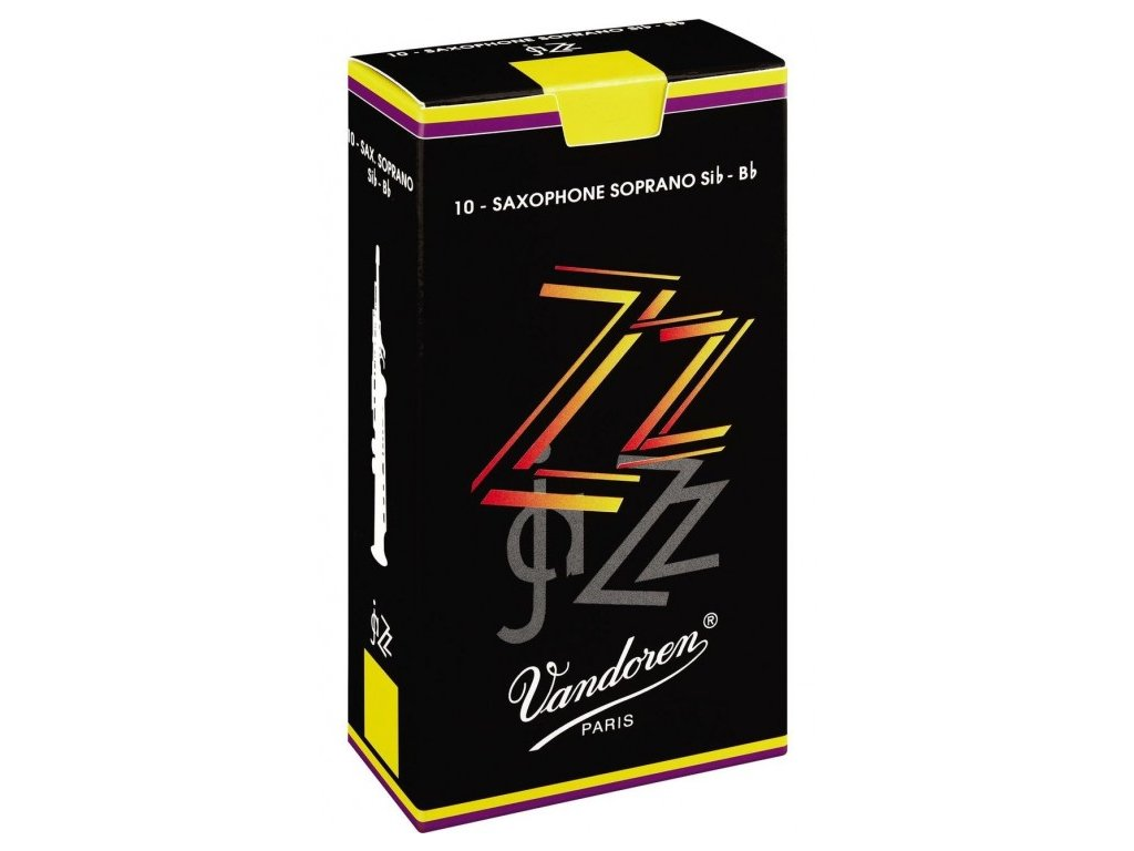 Vandoren ZZ 3 plátek na soprán saxofon