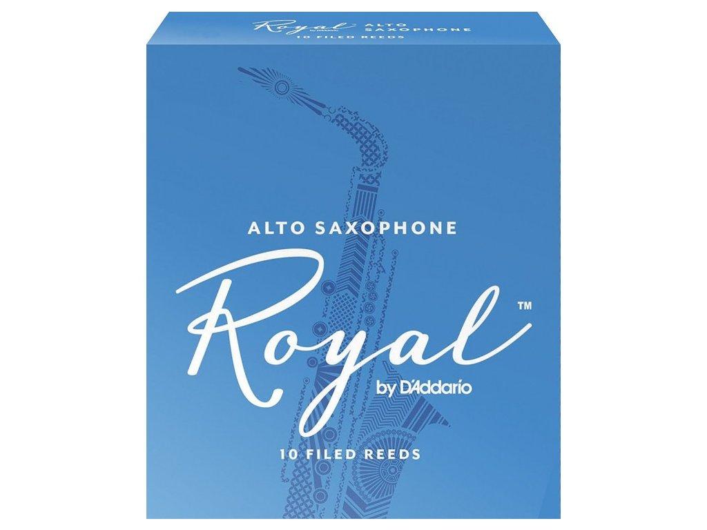 Rico Royal 2 plátek na alt saxofon
