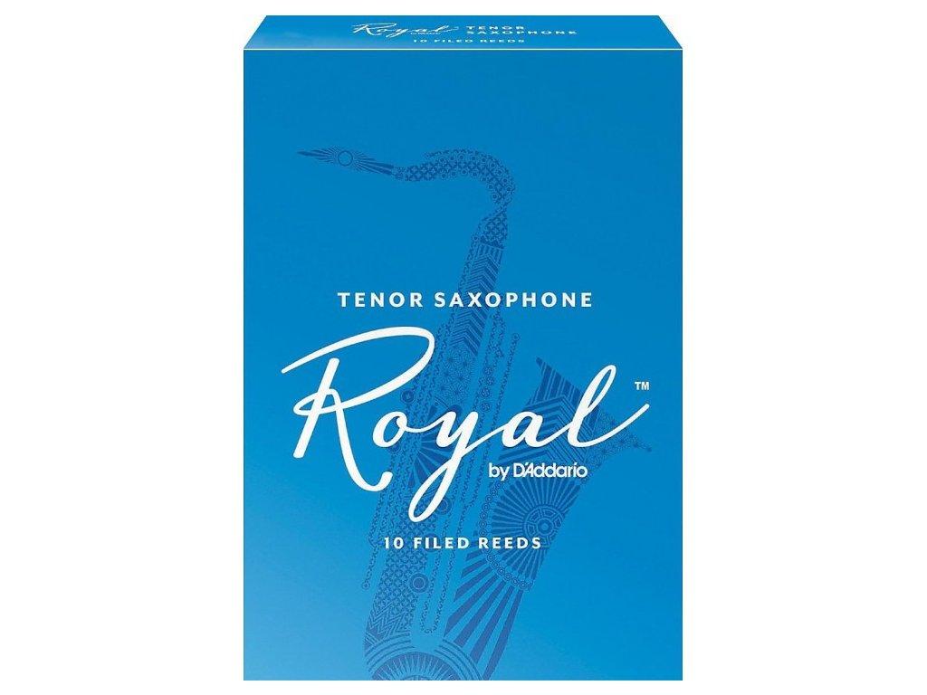 Rico Royal 2 plátek na tenor saxofon