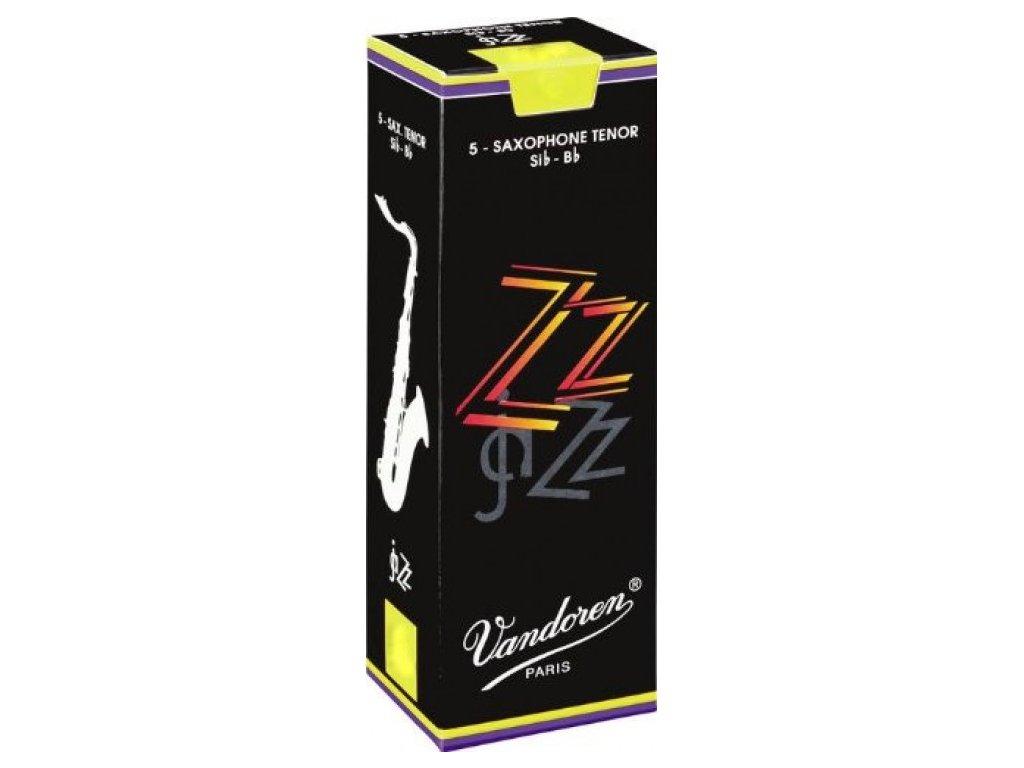 Vandoren ZZ 3.5 plátek na tenor saxofon