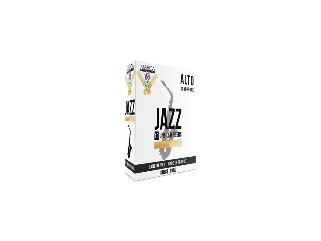 marca jazz unifled alto sax